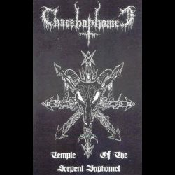 Review for Chaosbaphomet - Temple of the Serpent Baphomet