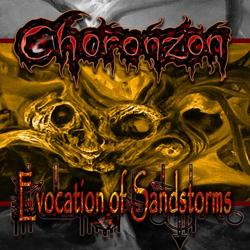 Review for Choronzon - Evocation of Sandstorms