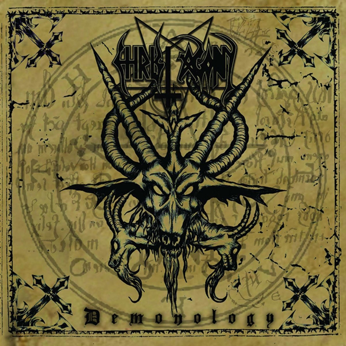 Review for Christ Agony - Demonology