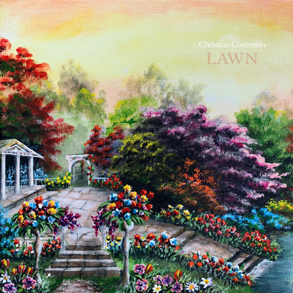 Reviews for Christian Cosentino - Lawn