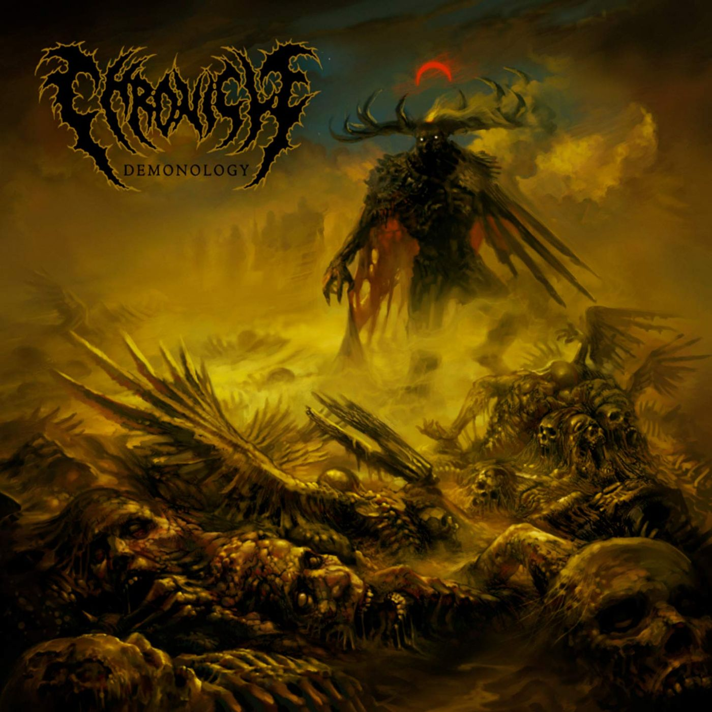 Review for Chronicle - Demonology
