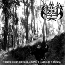 Review for Cimeries - From the Black Sky of Pagan Andes