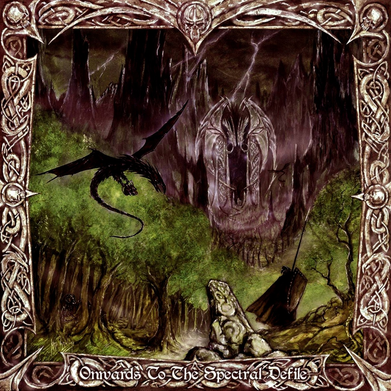 Review for Cirith Gorgor - Onwards to the Spectral Defile