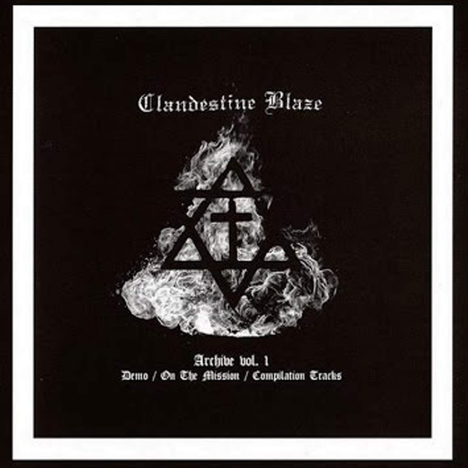 Review for Clandestine Blaze - Archive Vol. 1