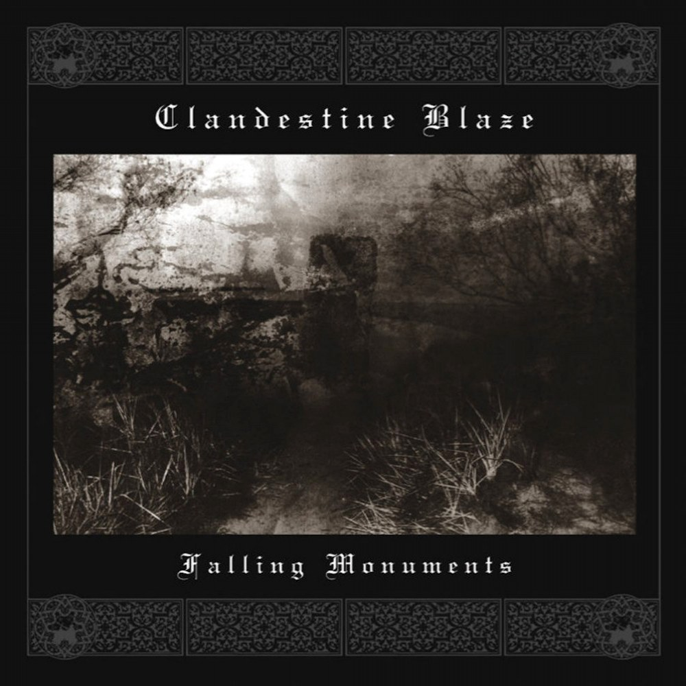 Review for Clandestine Blaze - Falling Monuments