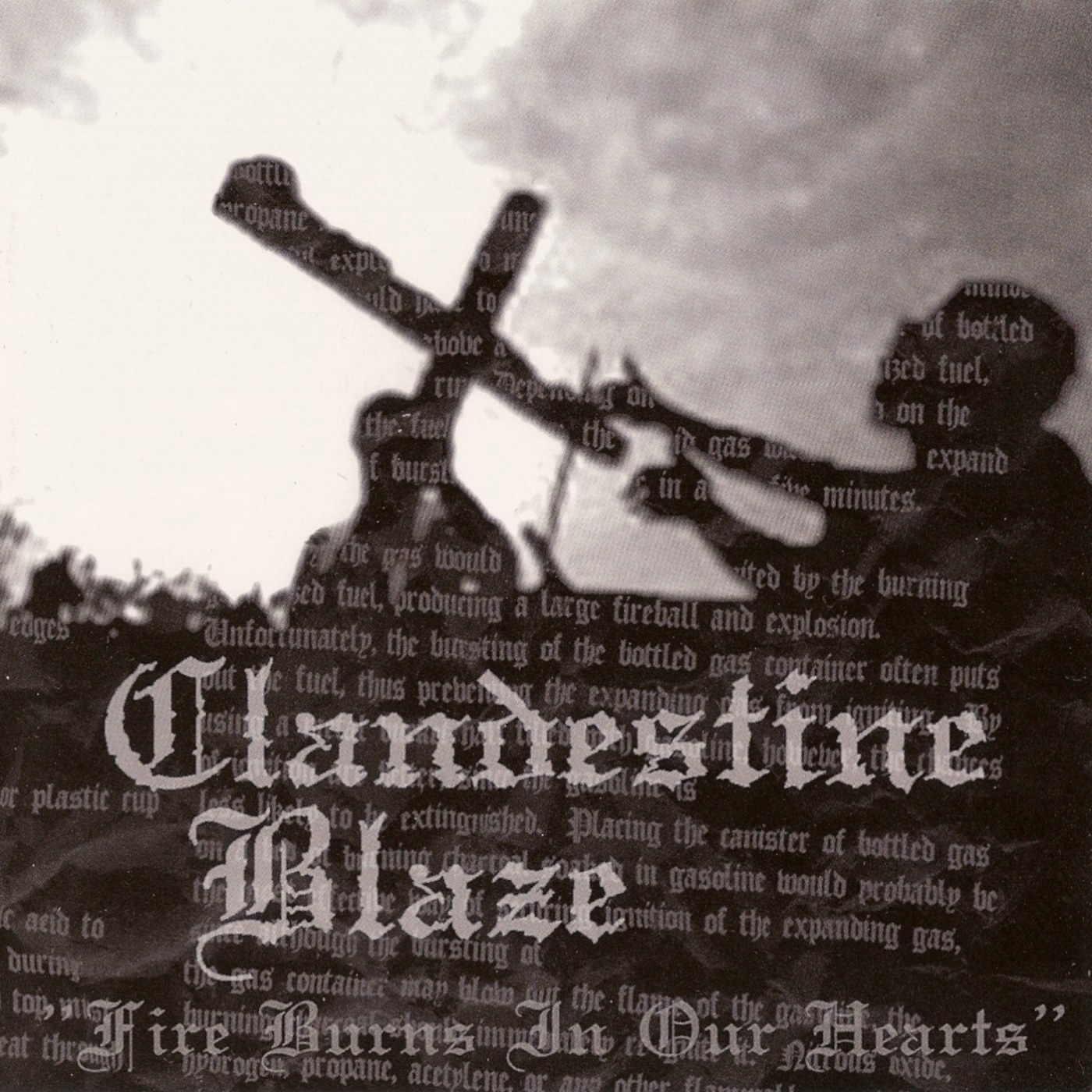 Review for Clandestine Blaze - Fire Burns in Our Hearts