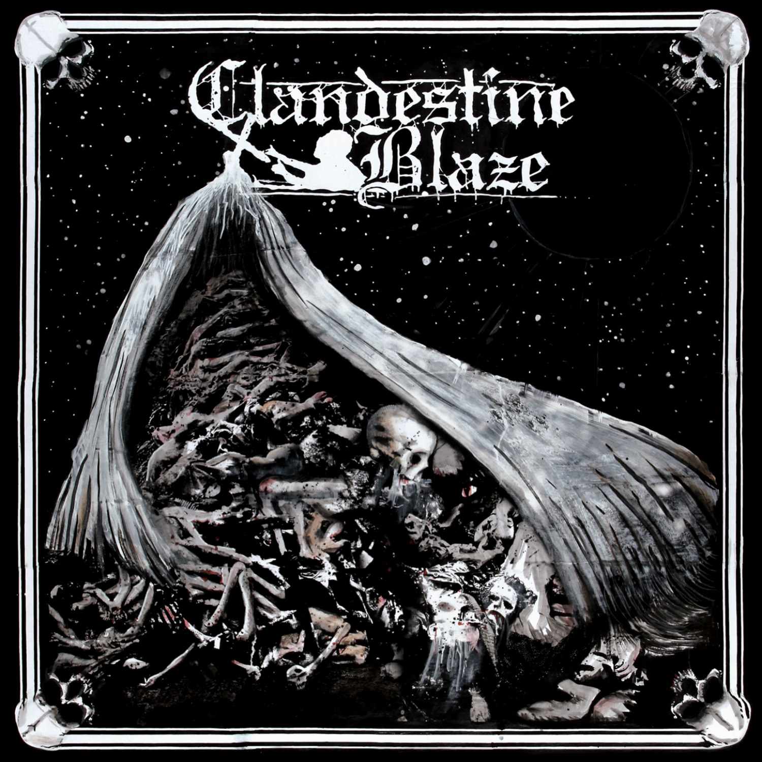 Reviews for Clandestine Blaze - Tranquility of Death