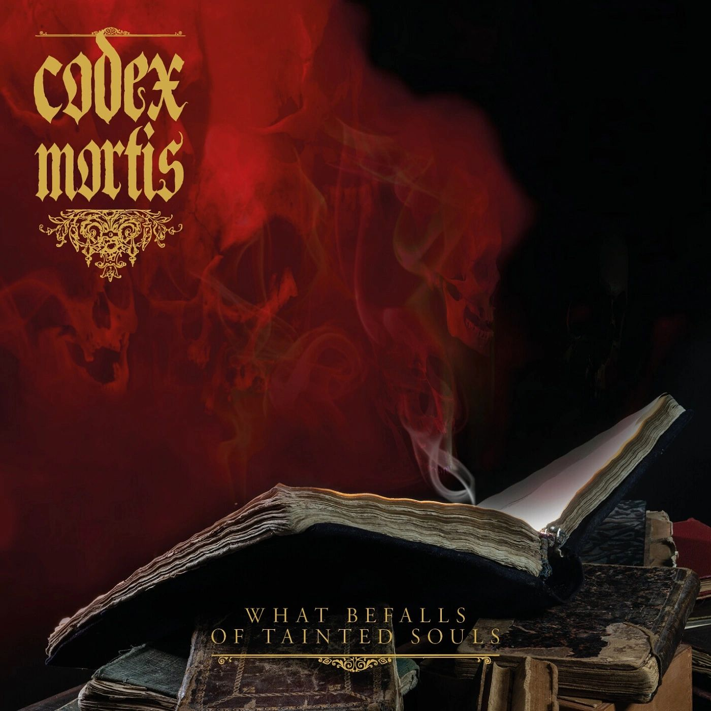 Reviews for Codex Mortis - What Befalls of Tainted Souls