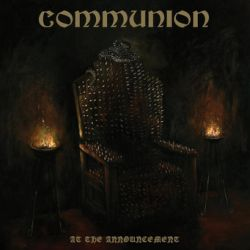 Review for Communion - At the Announcement