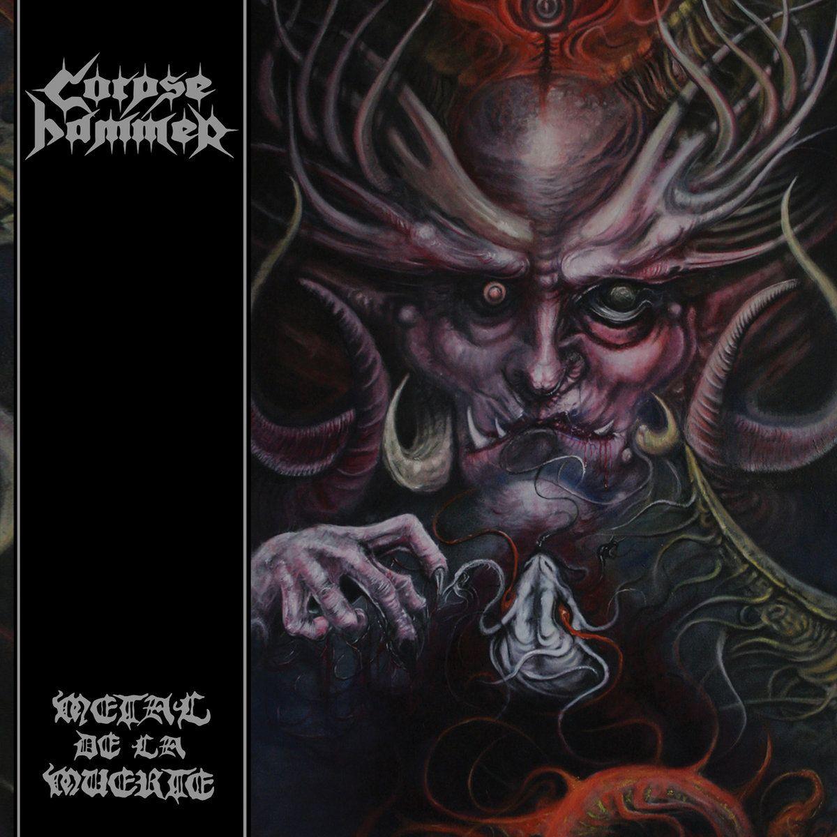 Corpsehammer - Metal de la Muerte