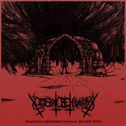 Cosmic Behemoth - Amaranthine Embellished Serement: Monolith Felled
