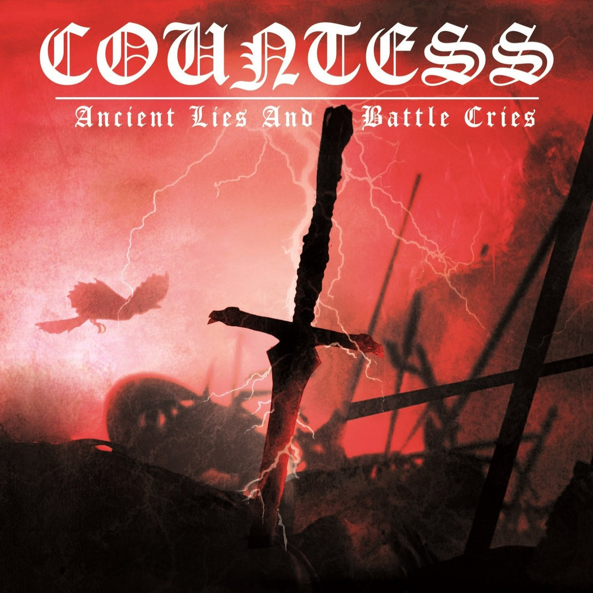 Reviews for Countess (NLD) - Ancient Lies and Battle Cries