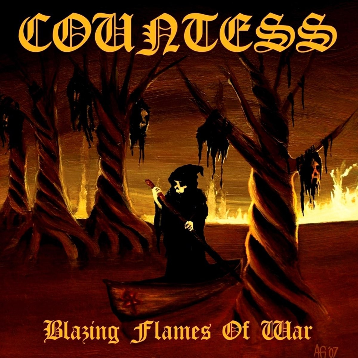 Review for Countess (NLD) - Blazing Flames of War