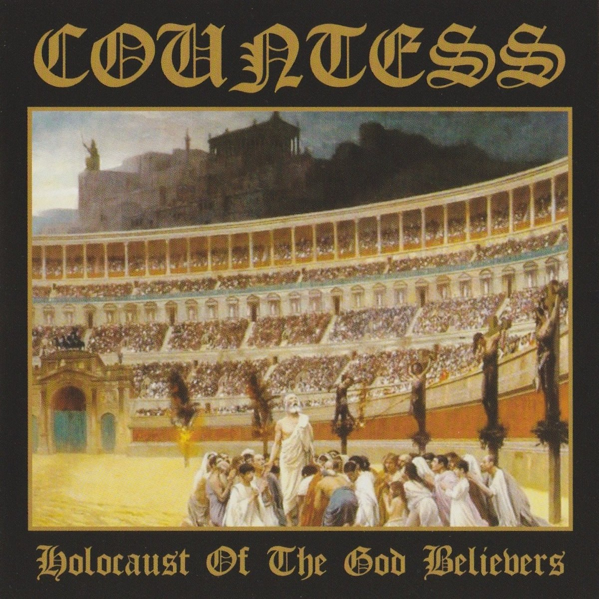 Review for Countess (NLD) - Holocaust of the God Believers