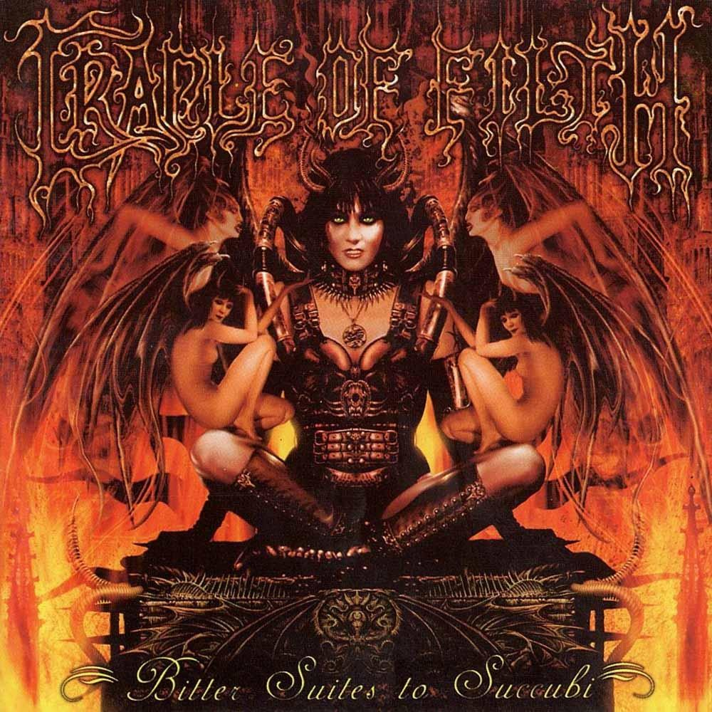 Review for Cradle of Filth - Bitter Suites to Succubi