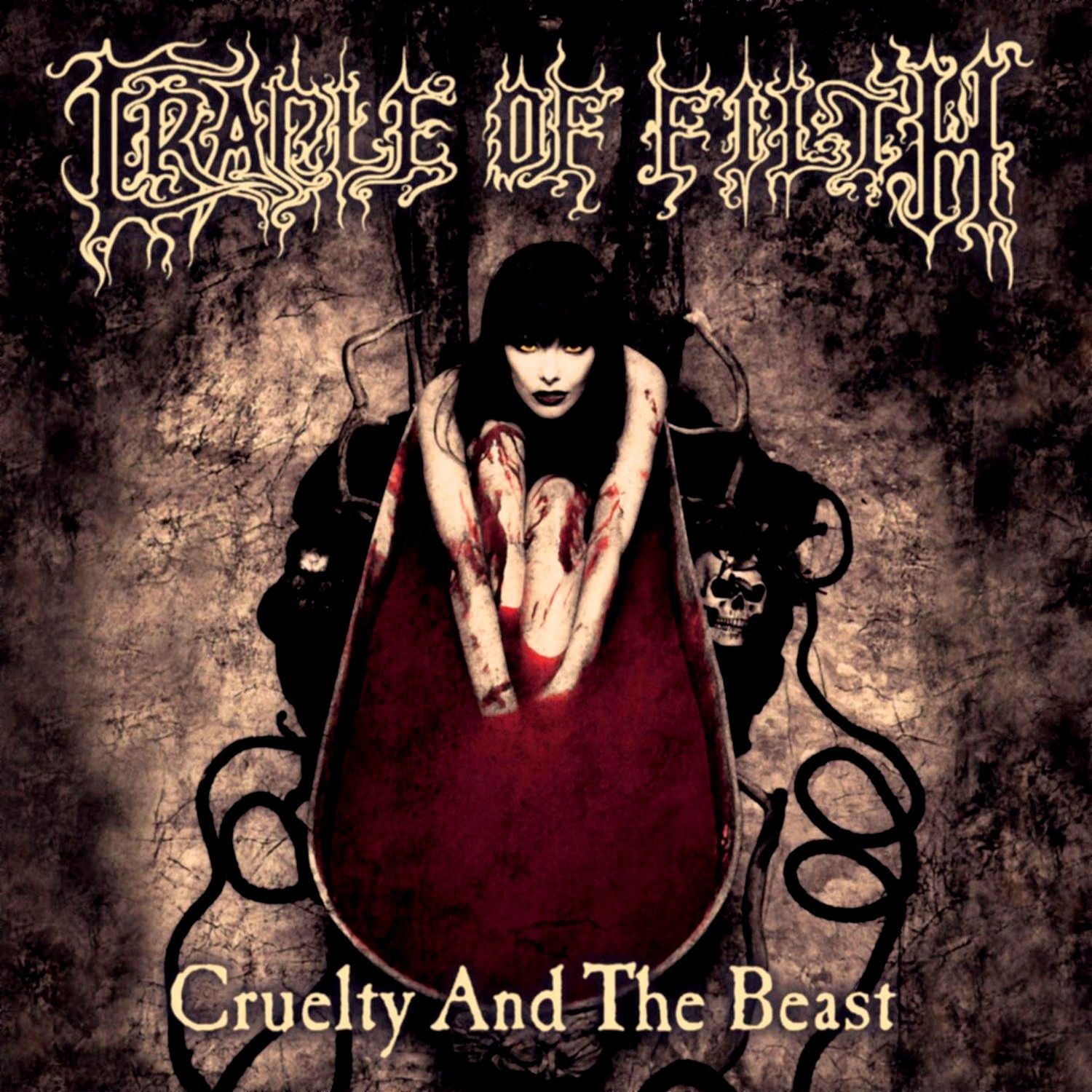 Review for Cradle of Filth - Cruelty and the Beast