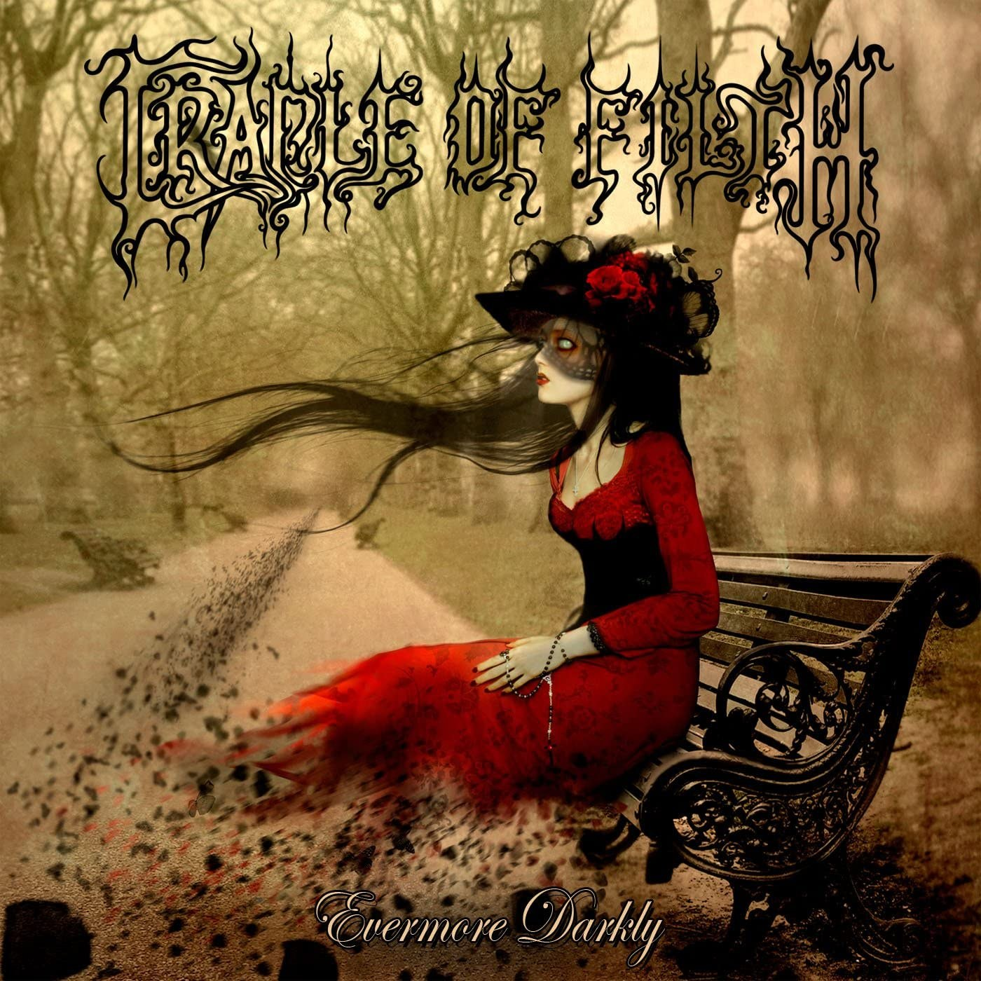 Review for Cradle of Filth - Evermore Darkly