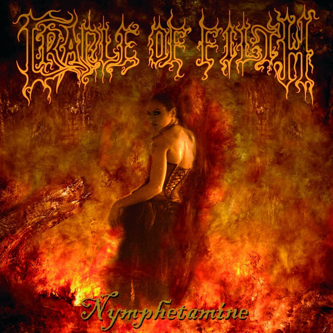 Review for Cradle of Filth - Nymphetamine