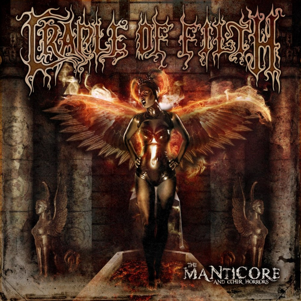 Reviews for Cradle of Filth - The Manticore and Other Horrors