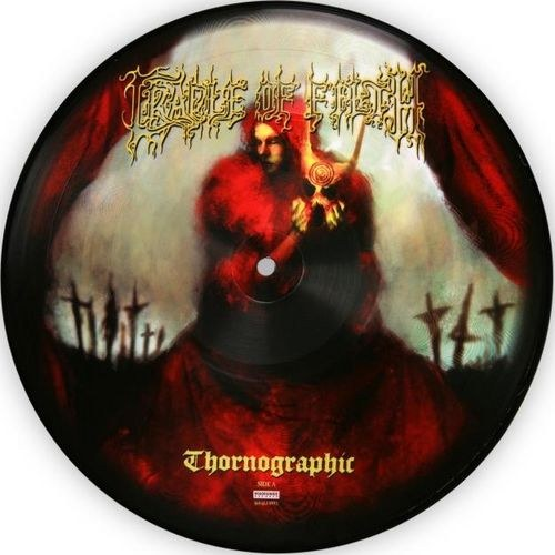 Review for Cradle of Filth - Thornographic