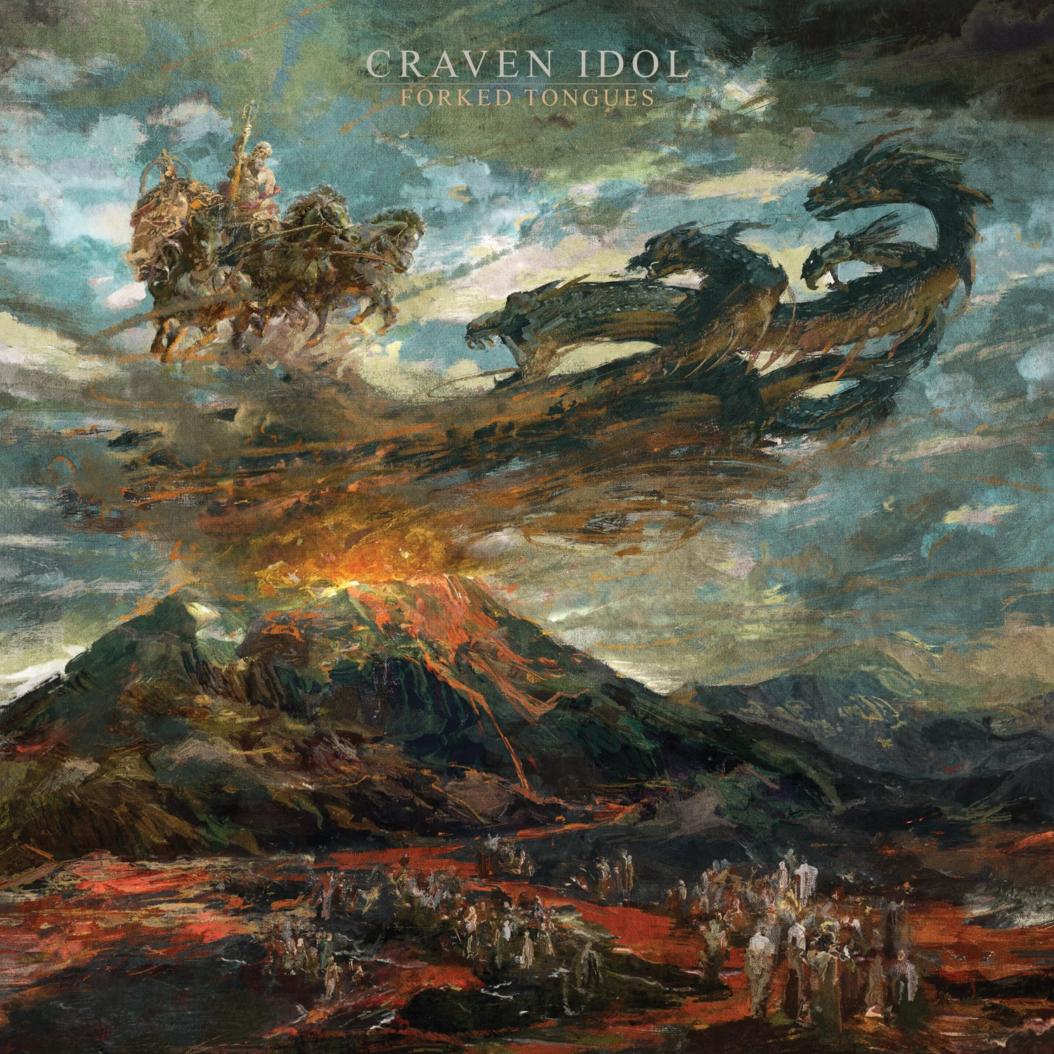 Reviews for Craven Idol - Forked Tongues