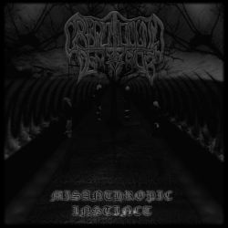 Review for Crepusculum Demoror - Misanthropic Instinct