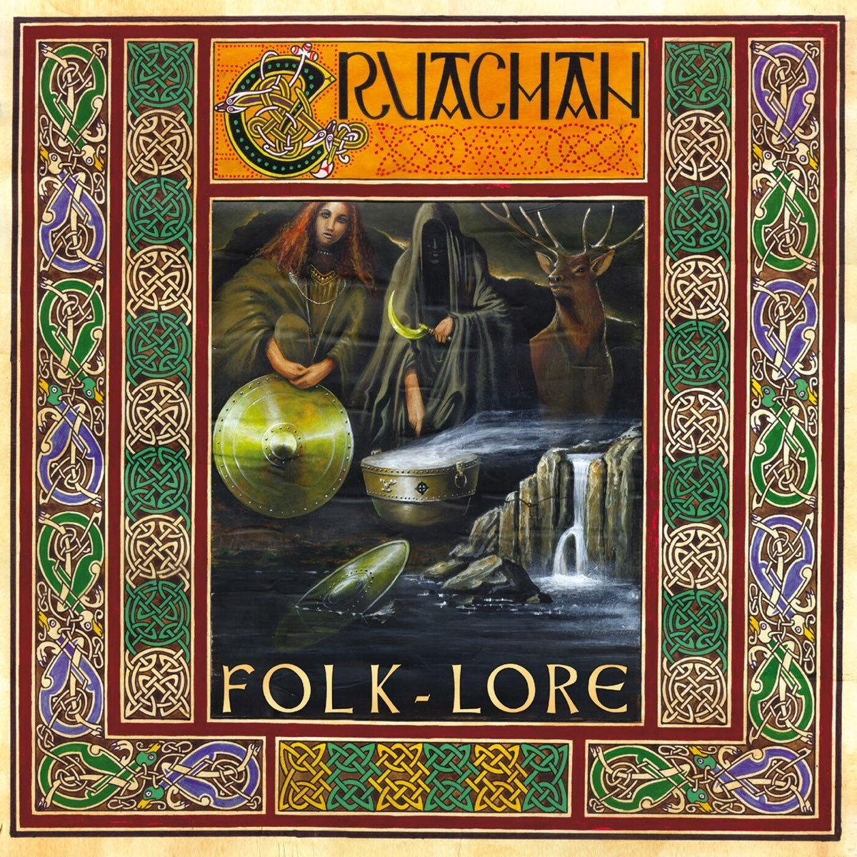 Review for Cruachan - Folk-Lore