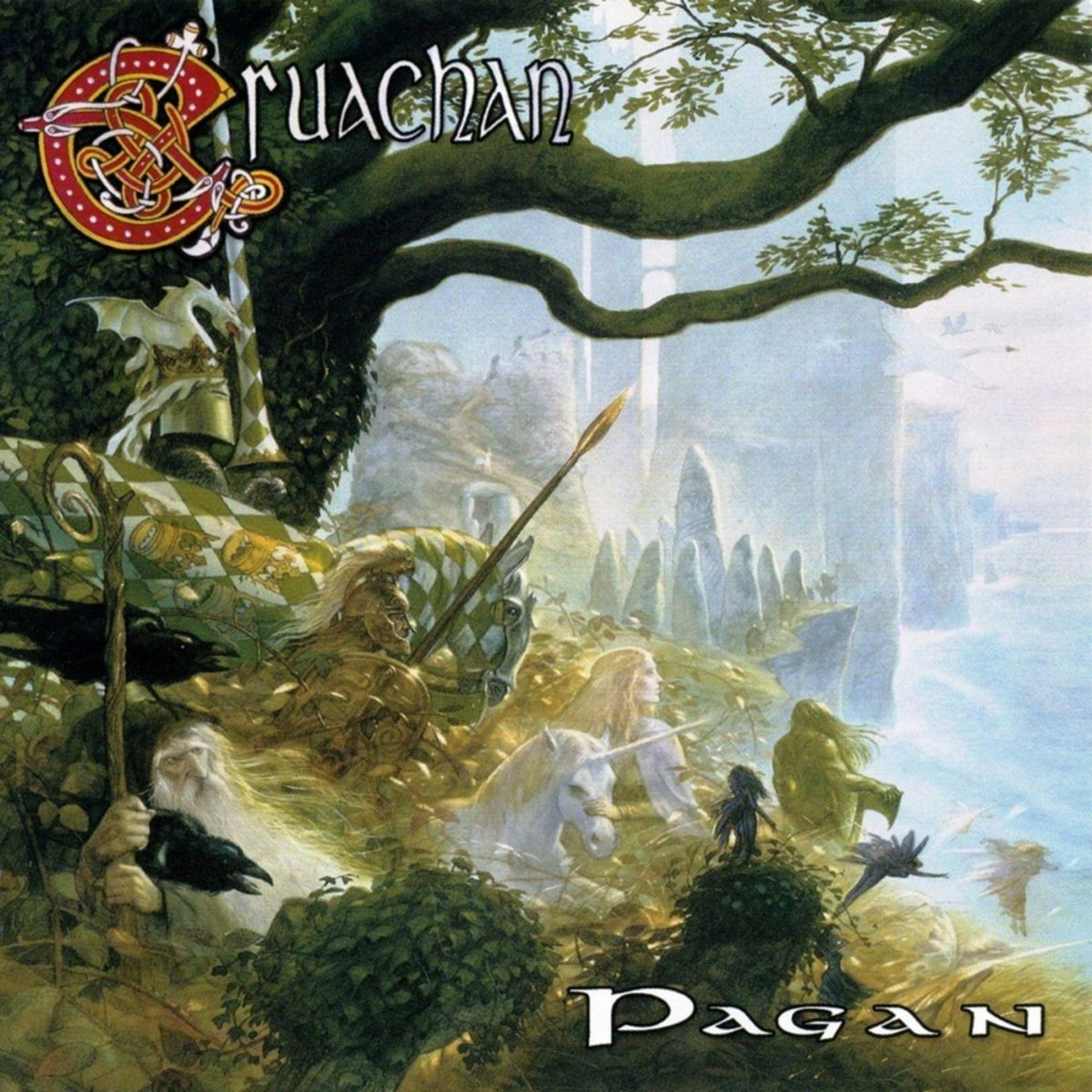 Review for Cruachan - Pagan
