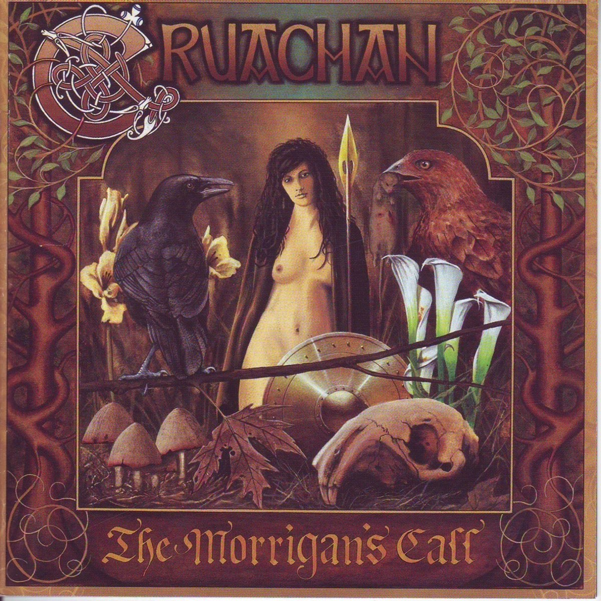 Review for Cruachan - The Morrigan's Call