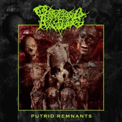 Review for Cryptic Rising - Putrid Remnants