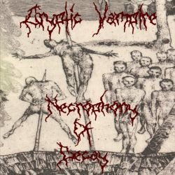 Review for Cryptic Vampire - Necrophony of Decay