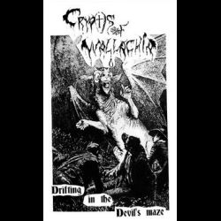 Crypts of Wallachia - Drifting in the Devil's Maze