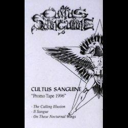 Review for Cultus Sanguine - Promo 1996