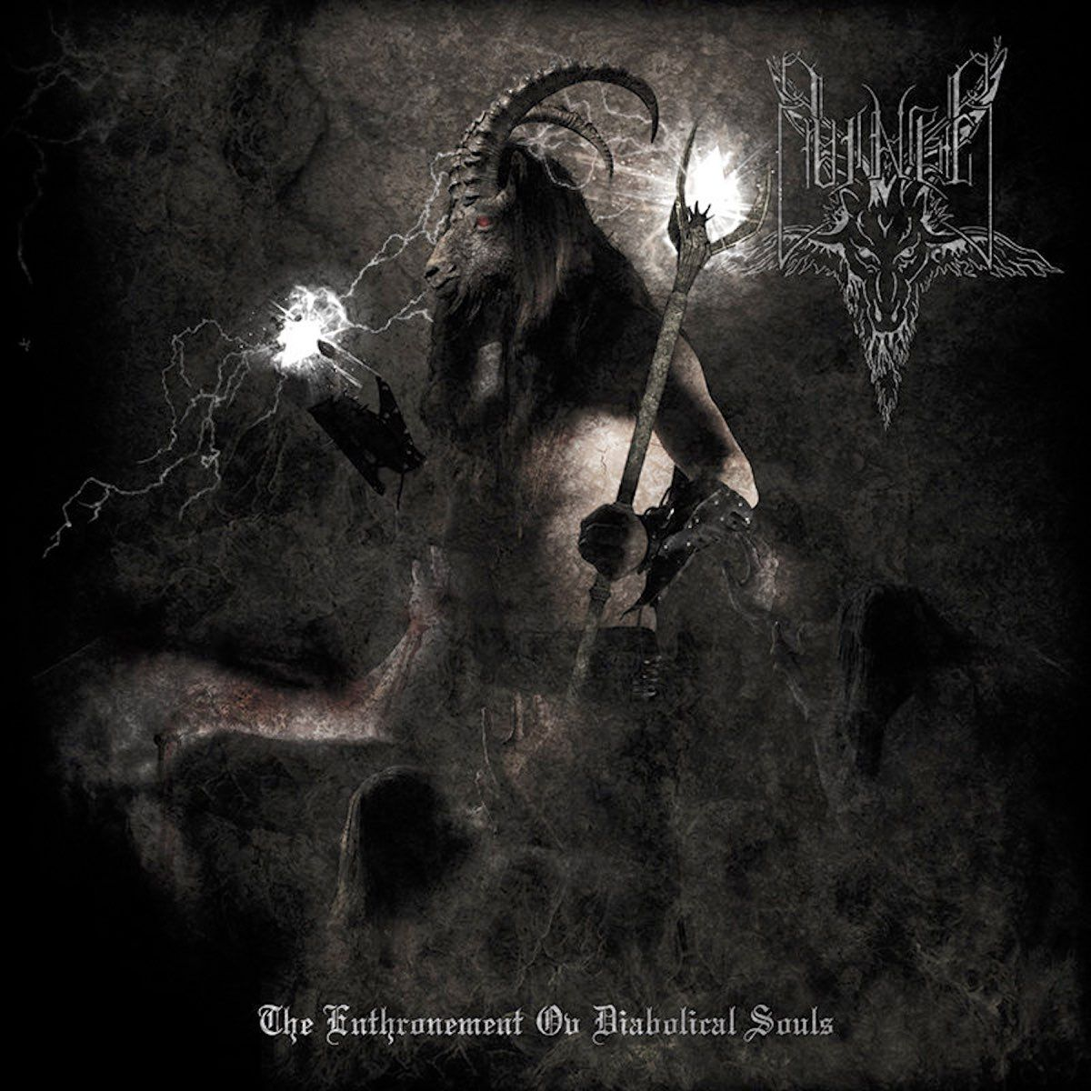 Review for Cvinger - The Enthronement ov Diabolical Souls