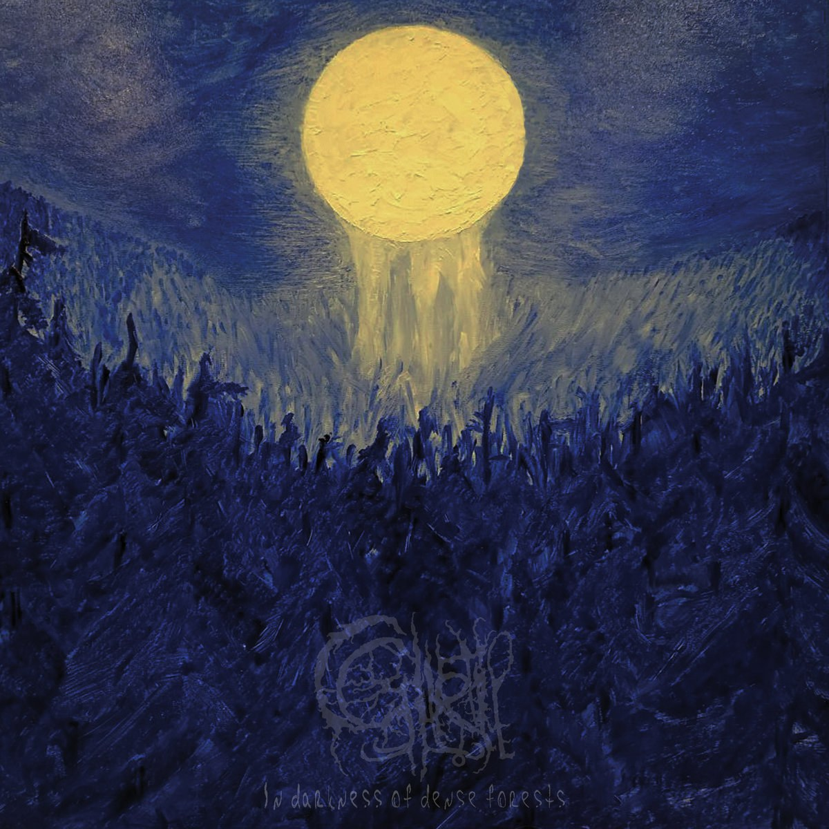 Reviews for Cyllell - In Darkness of Dense Forests