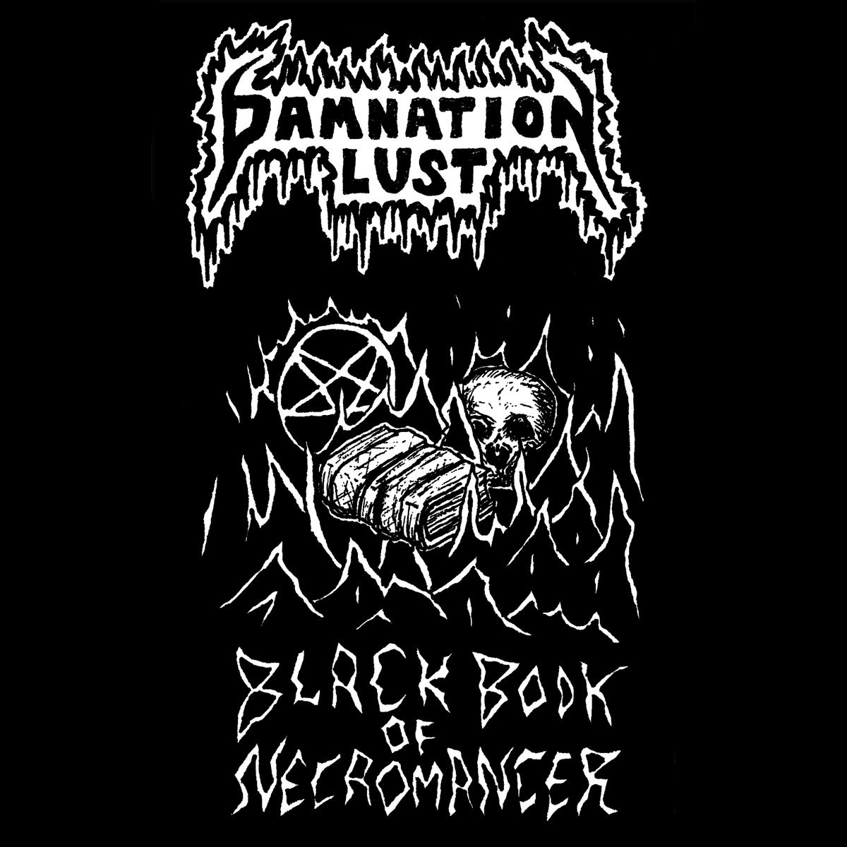 Damnation Lust - Black Book of Necromancer