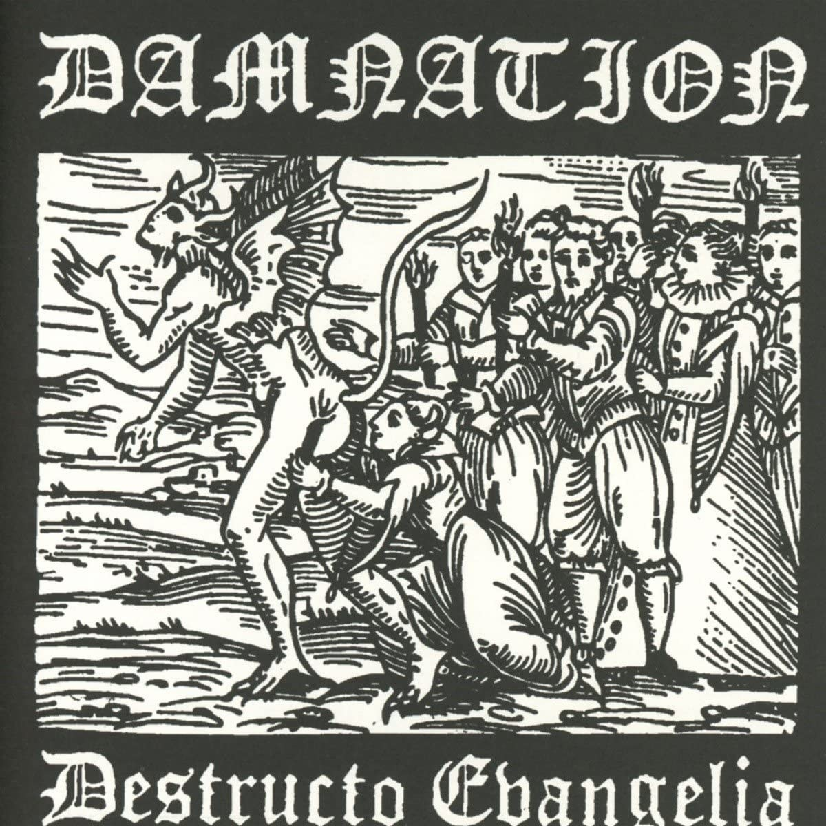Review for Damnation (SWE) - Destructo Evangelia