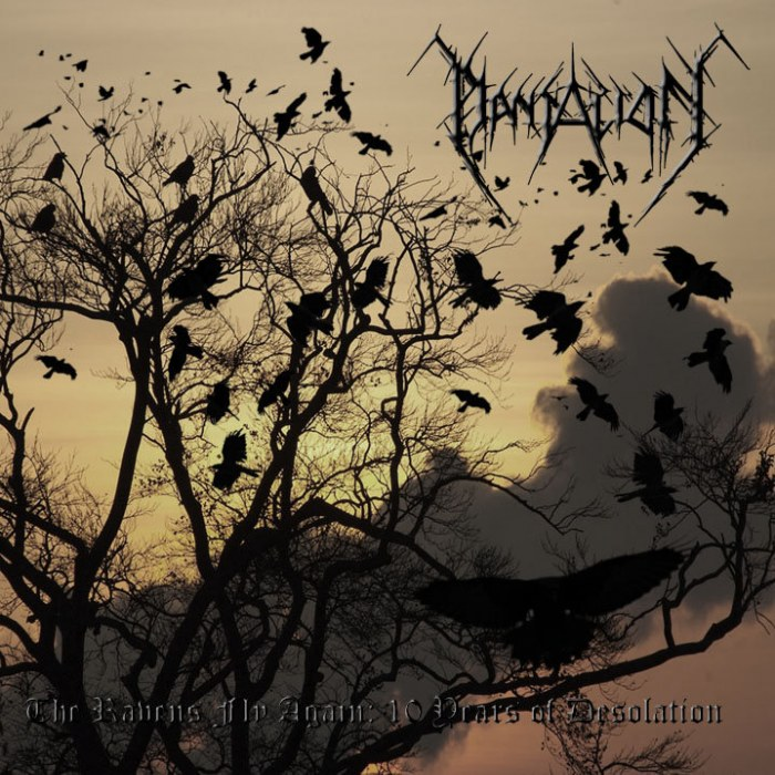 Reviews for Dantalion - The Ravens Fly Again: 10 Years of Desolation
