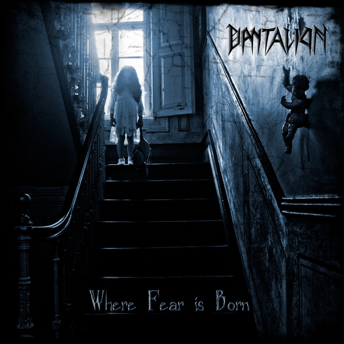 Reviews for Dantalion - Where Fear Is Born