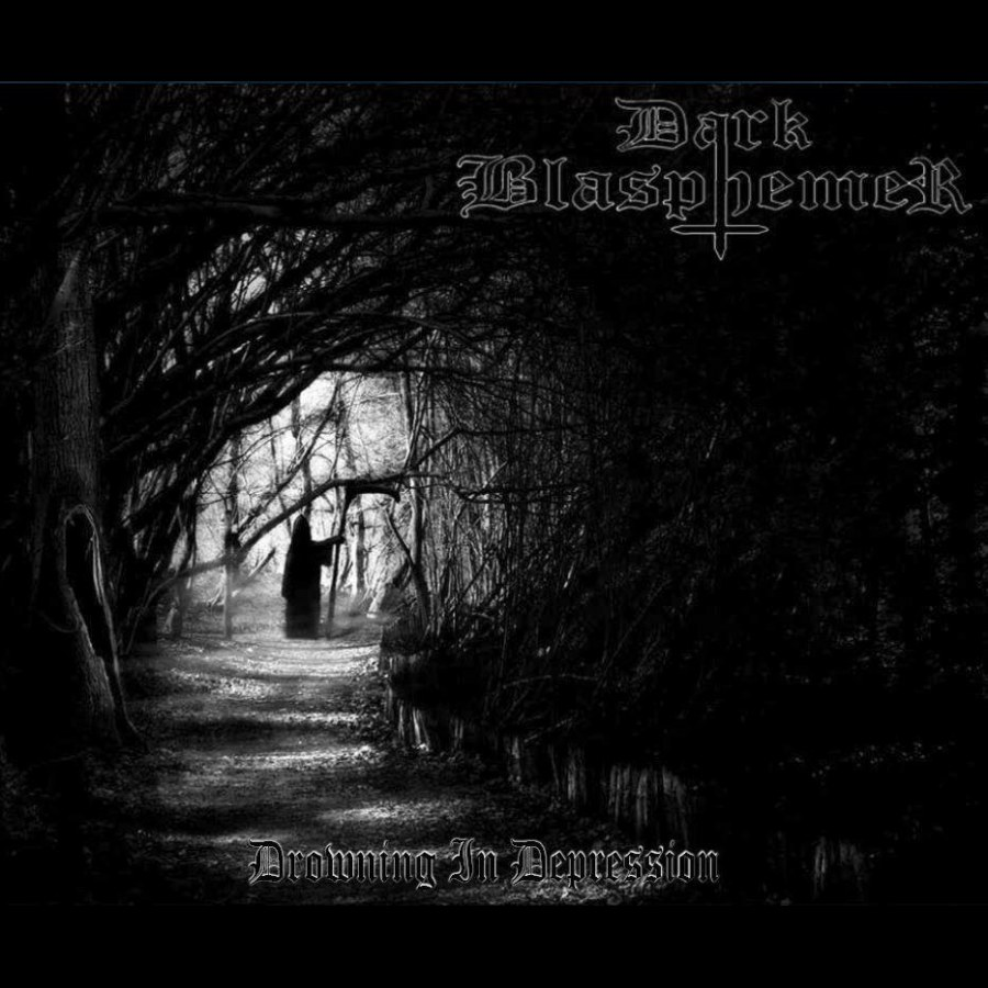Best Argentinian Black Metal album: 'Dark Blasphemer - Drowning in Depression'
