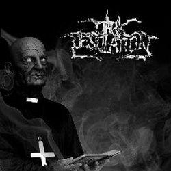 Review for Dark Desolation - Blasphemous Pestilence