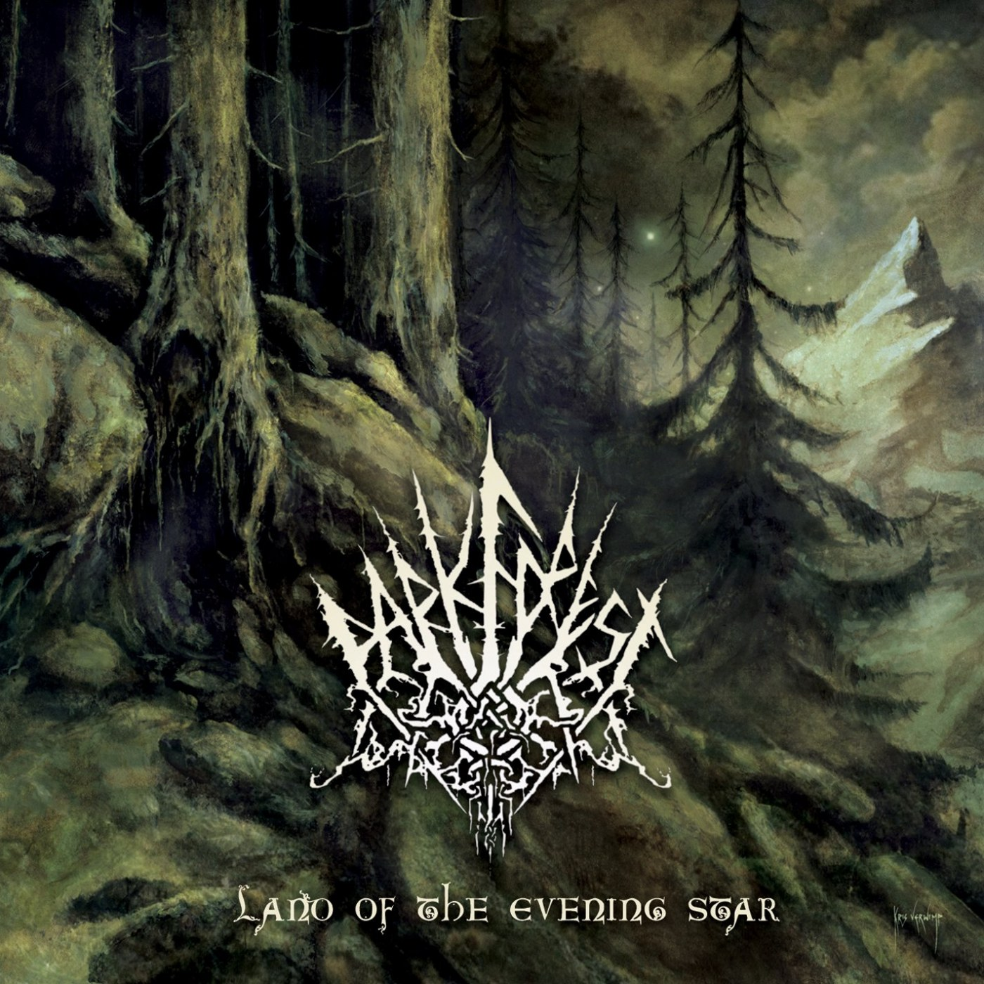Review for Dark Forest (CAN) - Land of the Evening Star