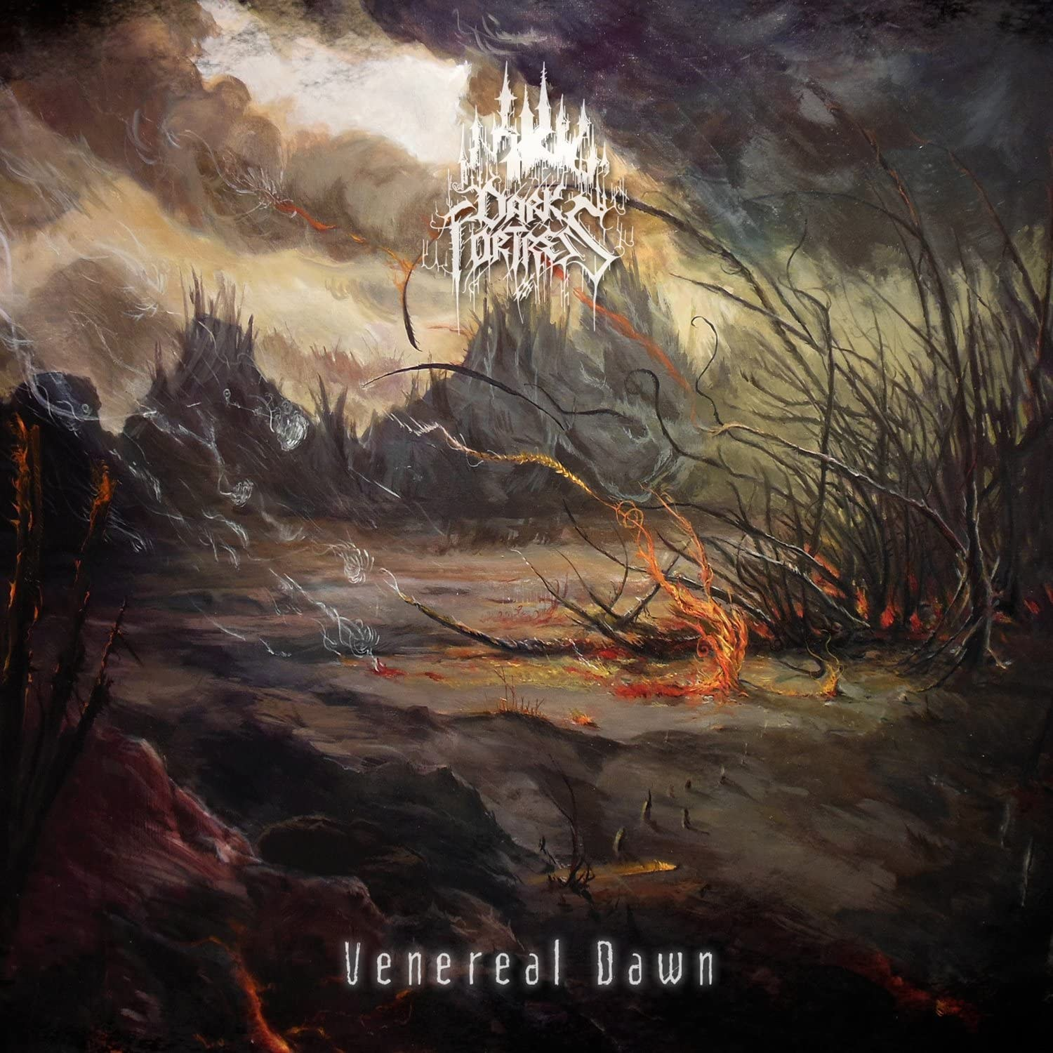 Review for Dark Fortress - Venereal Dawn