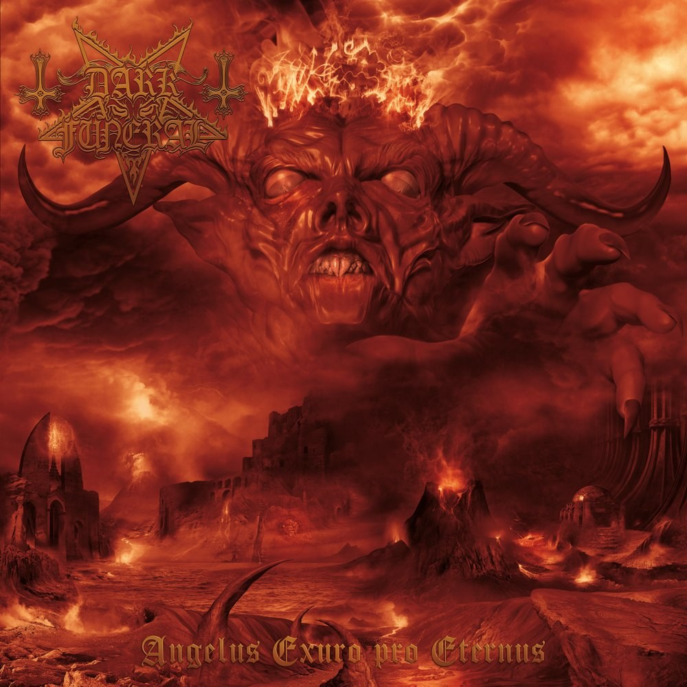 Review for Dark Funeral - Angelus Exuro Pro Eternus