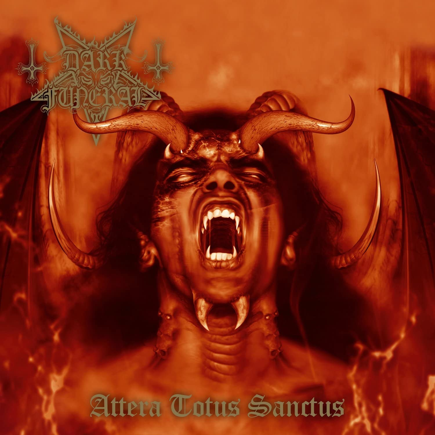Review for Dark Funeral - Attera Totus Sanctus