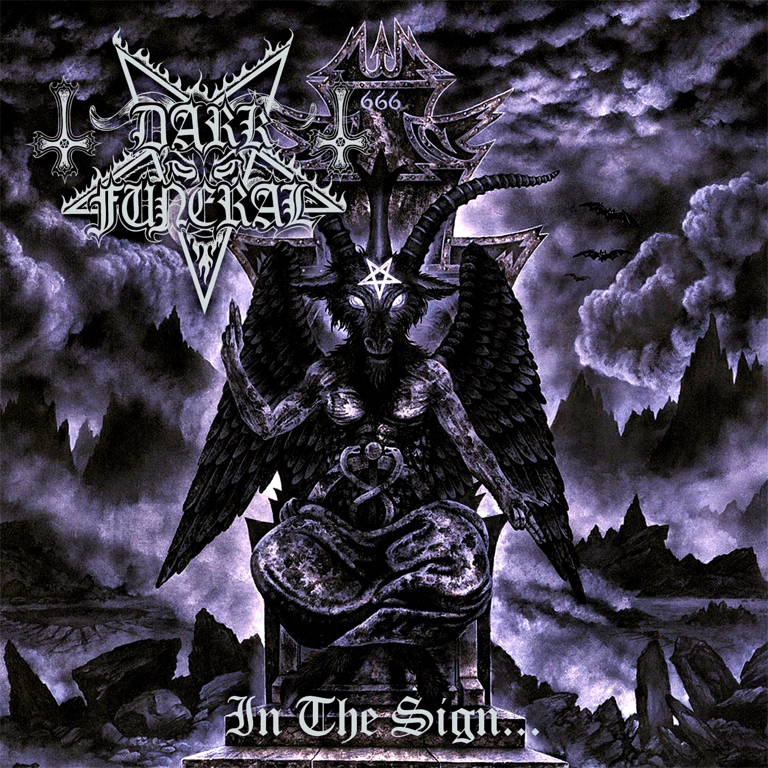 Review for Dark Funeral - In the Sign...