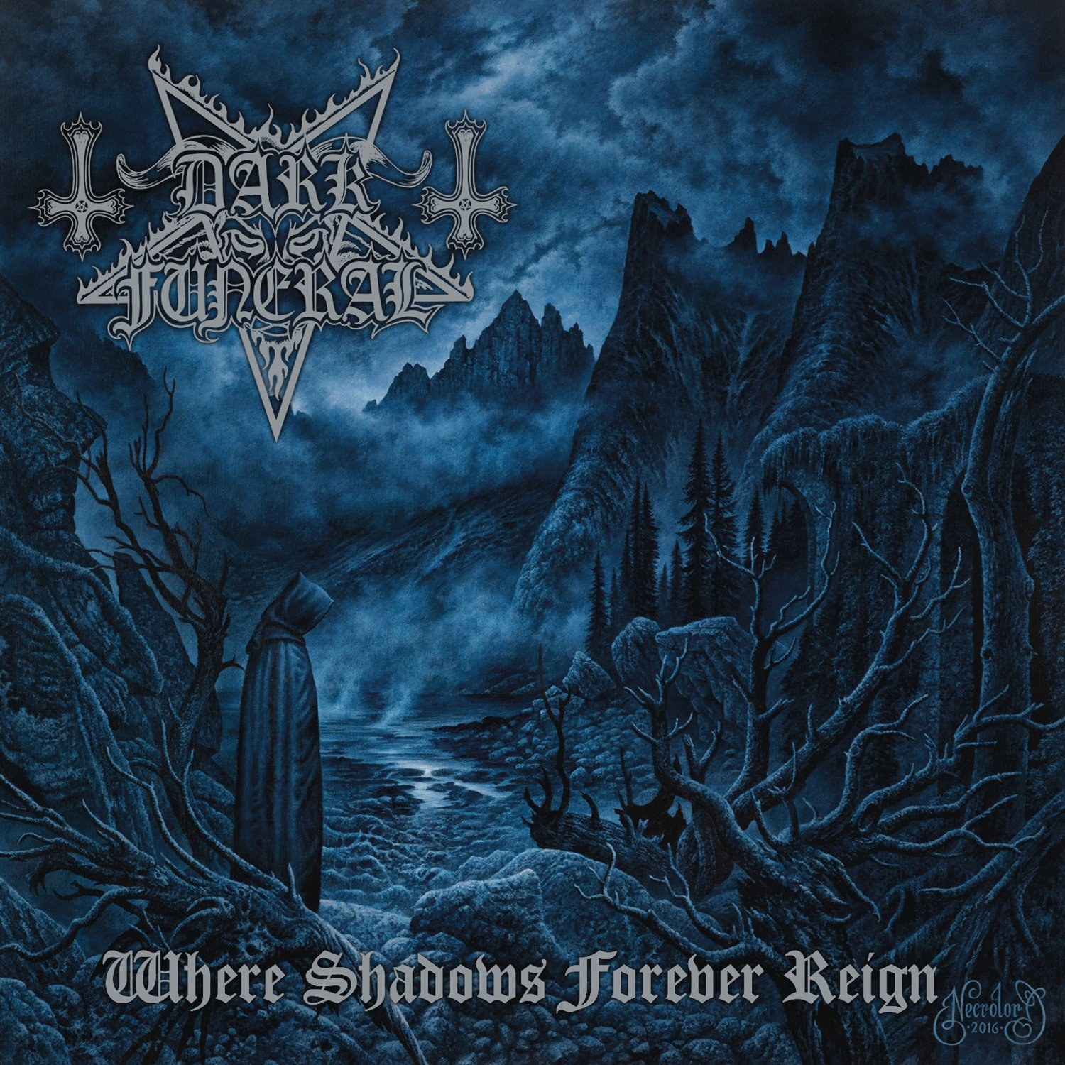 Review for Dark Funeral - Where Shadows Forever Reign