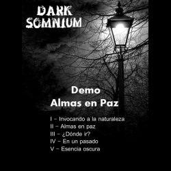 Review for Dark Somnium - Almas en Paz