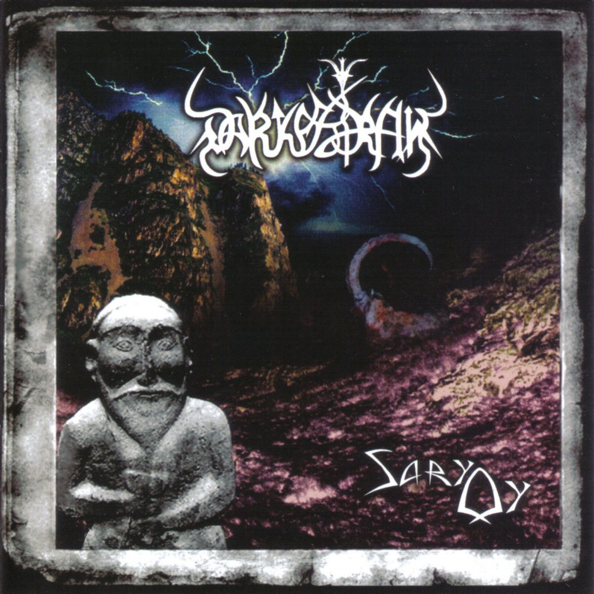 Review for Darkestrah - Sary Oy