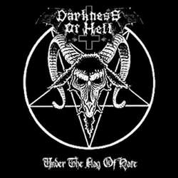 Review for Darkness of Hell - Under the Flag of Hate